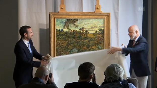 Video «Bisher falsch, jetzt echt: Der neue van Gogh (unkomm.)» abspielen