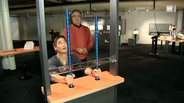 Video ««Einstein» vom 24. November 2011» abspielen