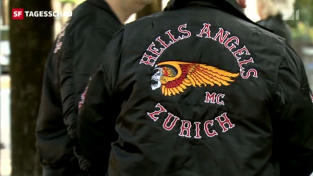 Video «Bedingte Strafen für Hells Angels» abspielen