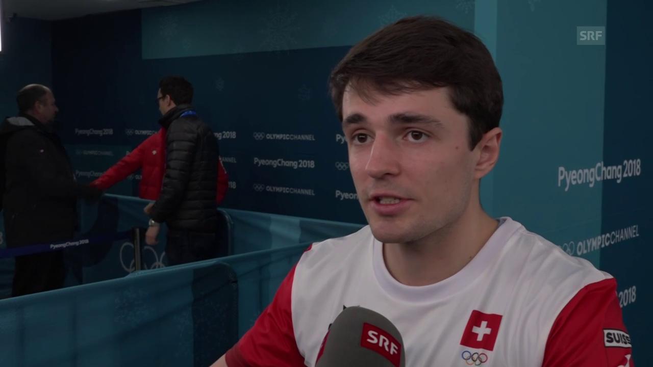 Schwarz: «Ein Viererhaus im Curling ist riesig»