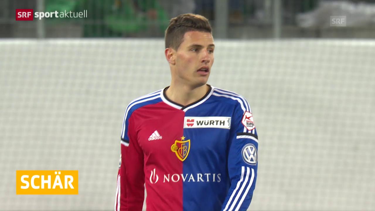 Fussball: Fabian Schär wechselt nach Hoffenheim