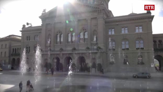 Laschar ir video «Podium d'elecziuns»