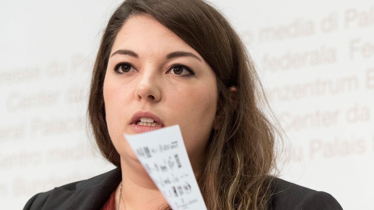 Juso-Präsidentin Funiciello zum Nachrichtendienstgesetz