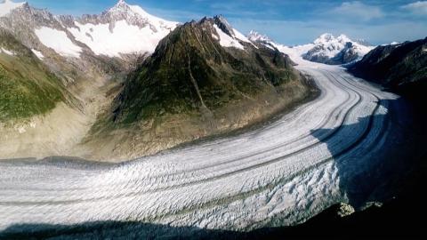 Bergwelt Schweiz: Aletschgletscher – Das grosse Schmelzen (1/5)