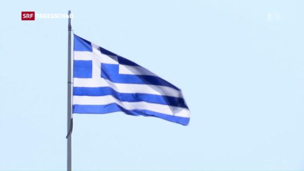 Video «Griechenland braucht neue Milliarden» abspielen