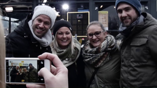 Video «Die Selfie-Challenge mit Divertimento» abspielen