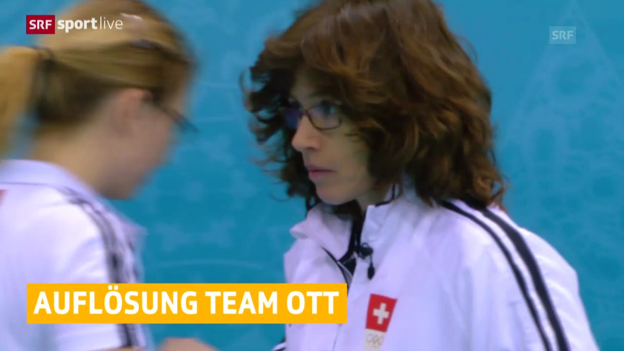 Curling: Mirjam Otts Team löst sich auf