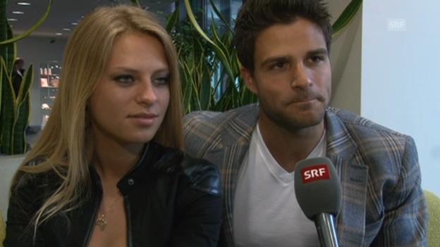 Video «Luca Ruch und Daniela Niederer über ihre Trennung» abspielen