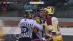 Video «Eishockey: NLA, Bern - Genf-Servette («sportaktuell»)» abspielen