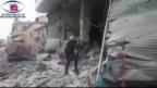 Video «Türkische Militäroffensive im Nahen Osten» abspielen