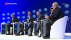 Video «WEF diskutiert über Zukunft der EU» abspielen