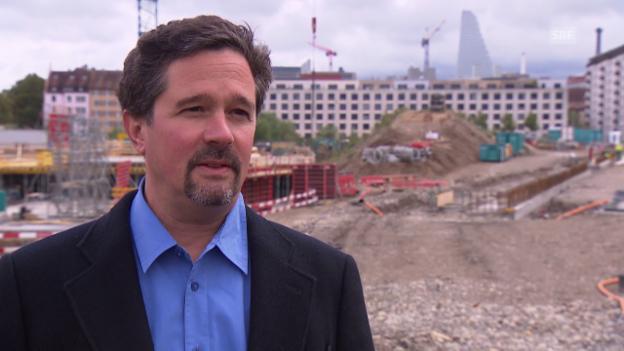 Video «Klaus Hubmann zum Verkauf von Land» abspielen