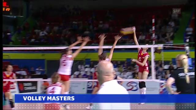 Niederlage für die Schweizerinnen gegen China («sportaktuell»)