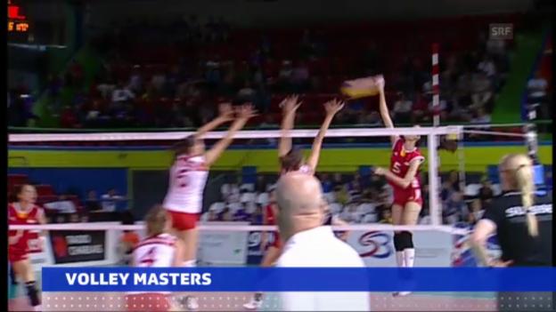 Video «Niederlage für die Schweizerinnen gegen China («sportaktuell»)» abspielen