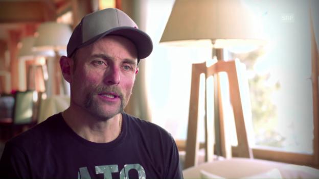 Video «Schattenporträt: Auf den Spuren von Justin Murisier» abspielen