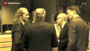 Video «Griechenlandkrise spaltet die Europartner  » abspielen