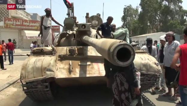 Video «UNO-Sicherheitsrat tagt wegen Jemen» abspielen