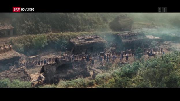 Video ««Silence» – Warum schweigt Gott?» abspielen