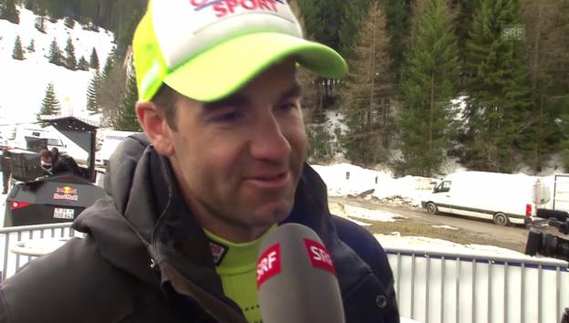 Video «Didier Défago über sein Leben nach dem Skisport» abspielen