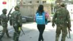Video «Konflikte in Syrien gehen weiter» abspielen
