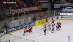 Video «Erster Sieg für Schweizer Nati» abspielen
