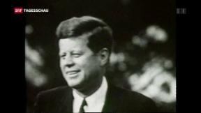 Video «100. Geburtstag von John F. Kennedy» abspielen