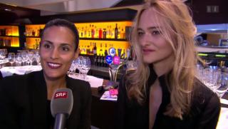 Video «Frauenfreundschaft: Nadine Strittmatter und Maria Dolores Diéguez» abspielen