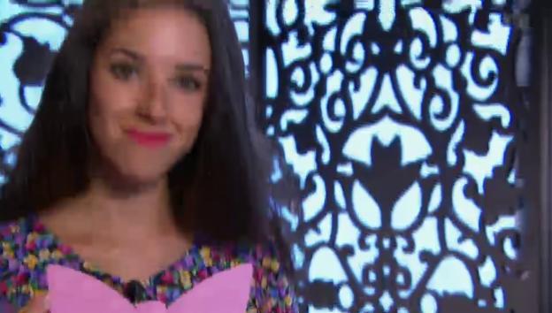 Video «Beim Kreativitätstest: Lauriane Sallin» abspielen
