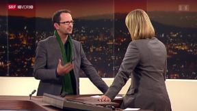 Video «FOKUS: Grüne in Schwierigkeiten» abspielen