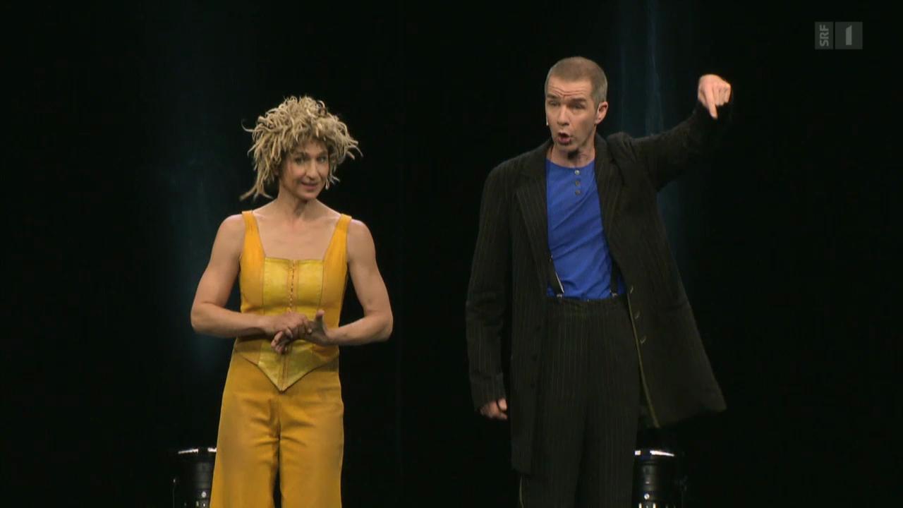 Swiss Comedy: Ursus und Nadeschkin