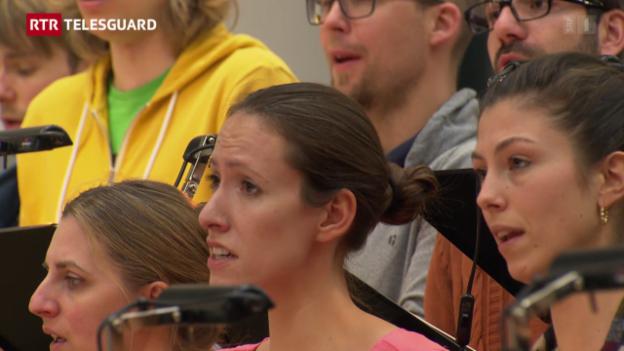 Laschar ir video «Origen envida al concert da Nadal a Landquart»