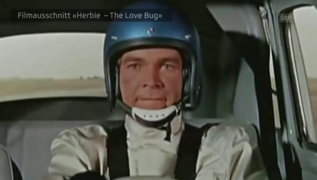 Video «Dean Jones in «Herbie»» abspielen