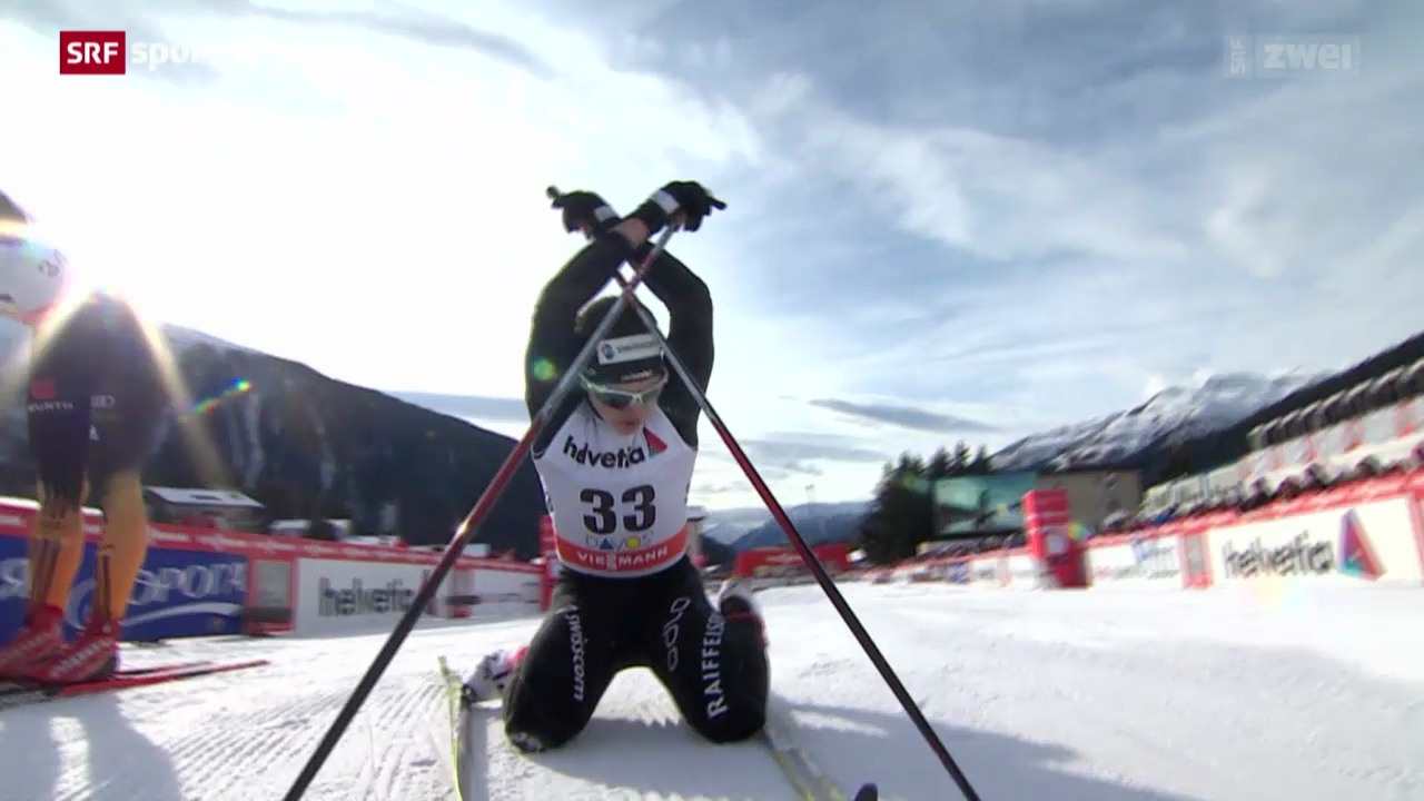 Langlauf: Klassisch-Rennen der Frauen in Davos