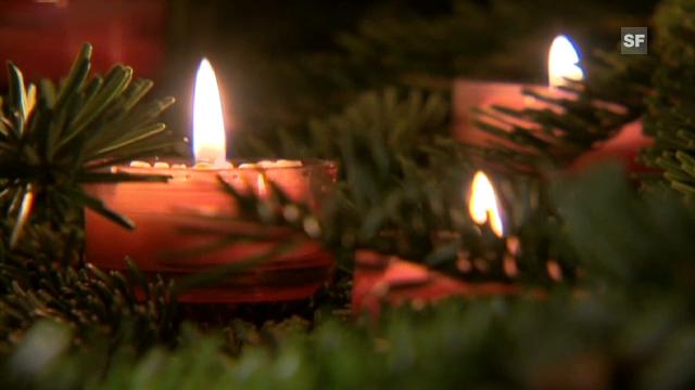 «Kerzen im Schein» zum Üben