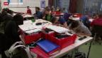 Video «Schweizer Bildungspolitik auf guten Wegen» abspielen
