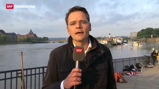Video «SRF-Korrespondent Stefan Reinhart zur Lage in Deutschland» abspielen