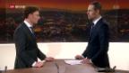 Video «FOKUS: Studiogespräch mit Daniel Lampart» abspielen