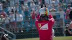 Video «Nicht nur Pole Position, sondern gar Streckenrekord» abspielen