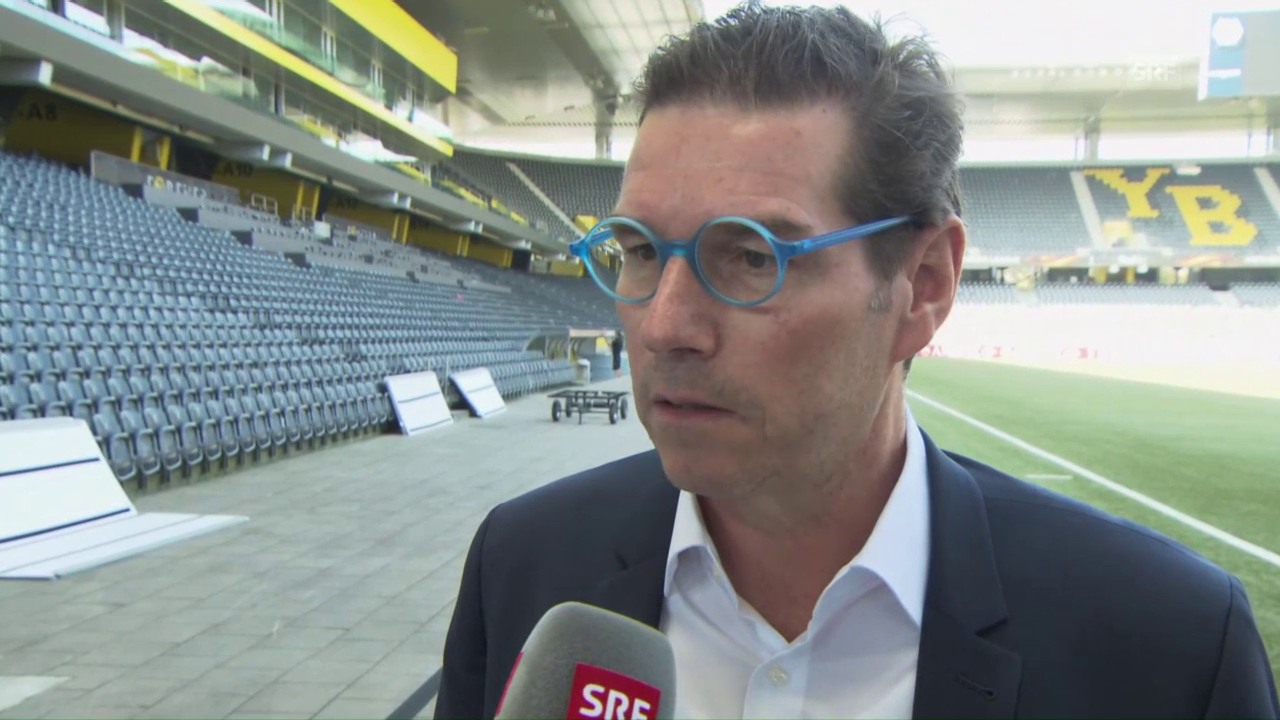 YB-VR-Präsident Kienberger erläutert Sparkurs