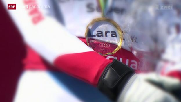 Video «Ski alpin: Das war die Saison von Lara Gut» abspielen