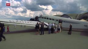 Video «Ju-Air fliegt wieder» abspielen