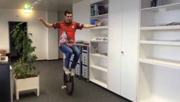 Video «Vorführung im Büro» abspielen