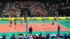 Video «Schweiz mit Auftakt-Niederlage an Heim-EM» abspielen
