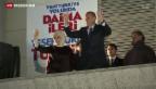 Video «Türkische Regierungs-Partei feiert kommunales Wahlergebnis» abspielen