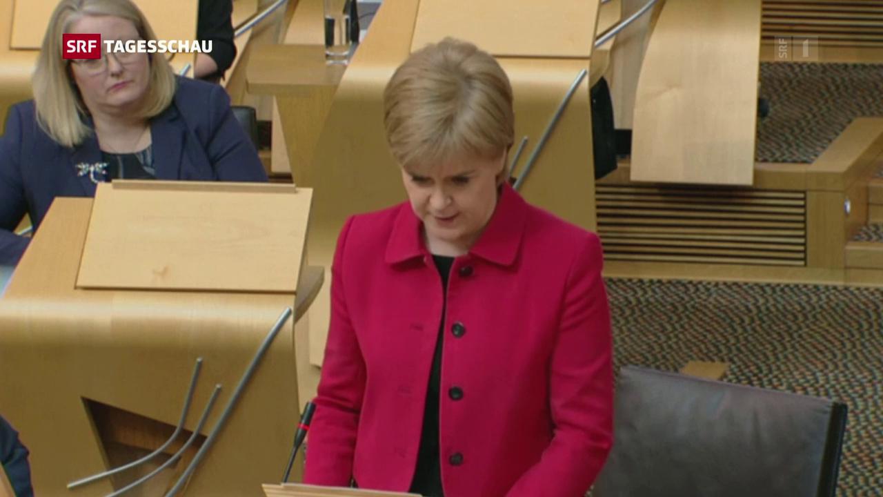 Schottland prüft den Weg in die Unabhängigkeit