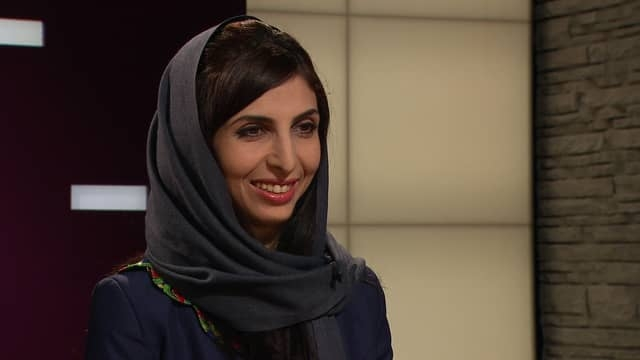 Roya Mahboob: Eine IT-Unternehmerin bietet den Taliban die Stirn