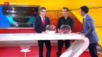 Video «Fussball: Schweizer Cup, Auslosung der 1/16-Finals» abspielen