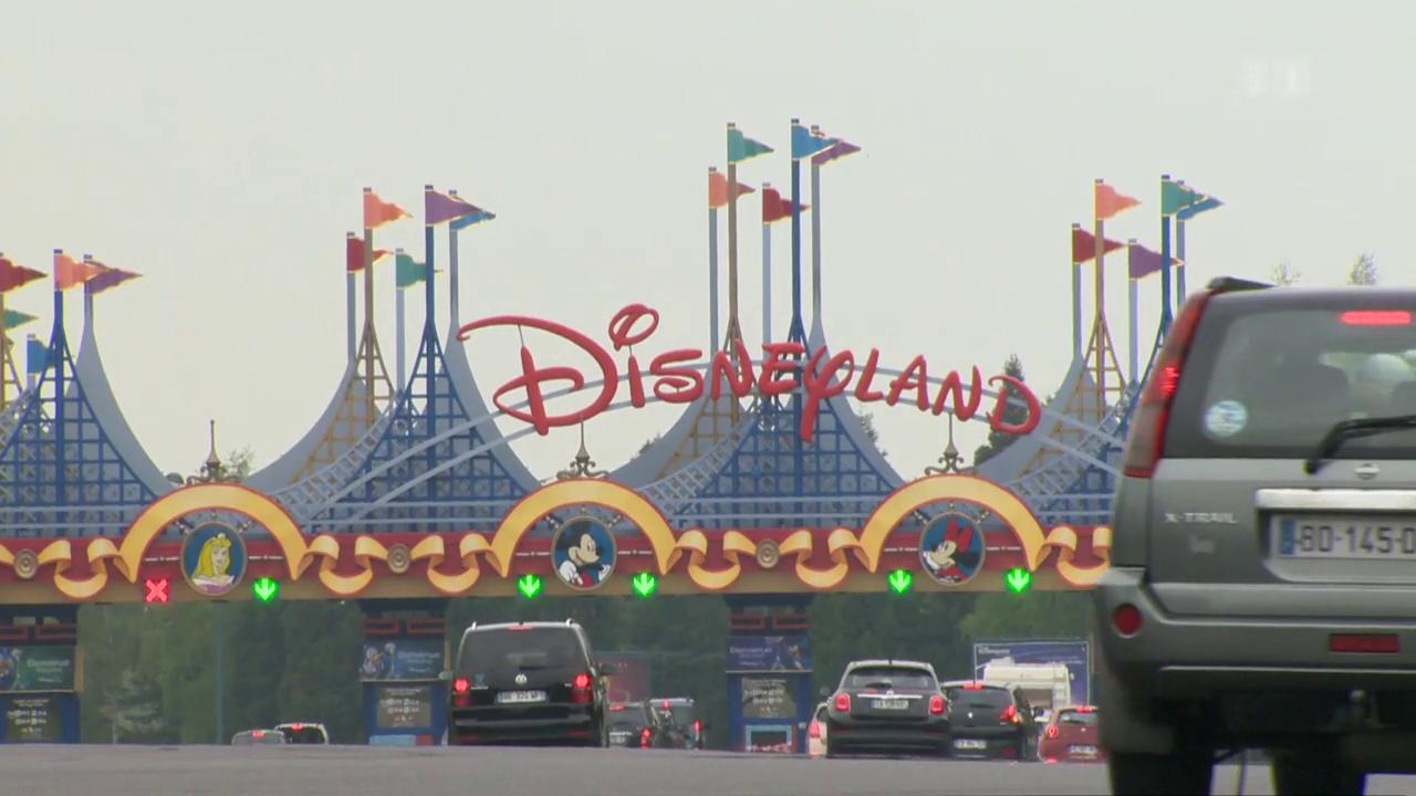 Im künstlichen Soziotop – Disneylands prägender Einfluss