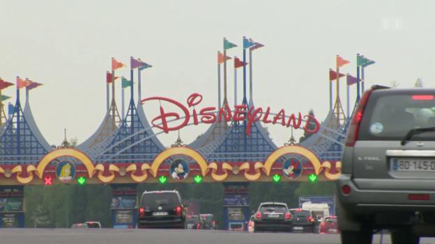 Video «Im künstlichen Soziotop – Disneylands prägender Einfluss» abspielen