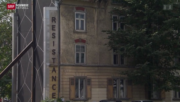 Video «Nagelhaus muss weg» abspielen